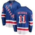 Fanatics Branded New York Rangers Men's Mark Messier Breakaway Blue Home NHL Jersey
