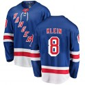 Fanatics Branded New York Rangers Youth Kevin Klein Breakaway Blue Home NHL Jersey